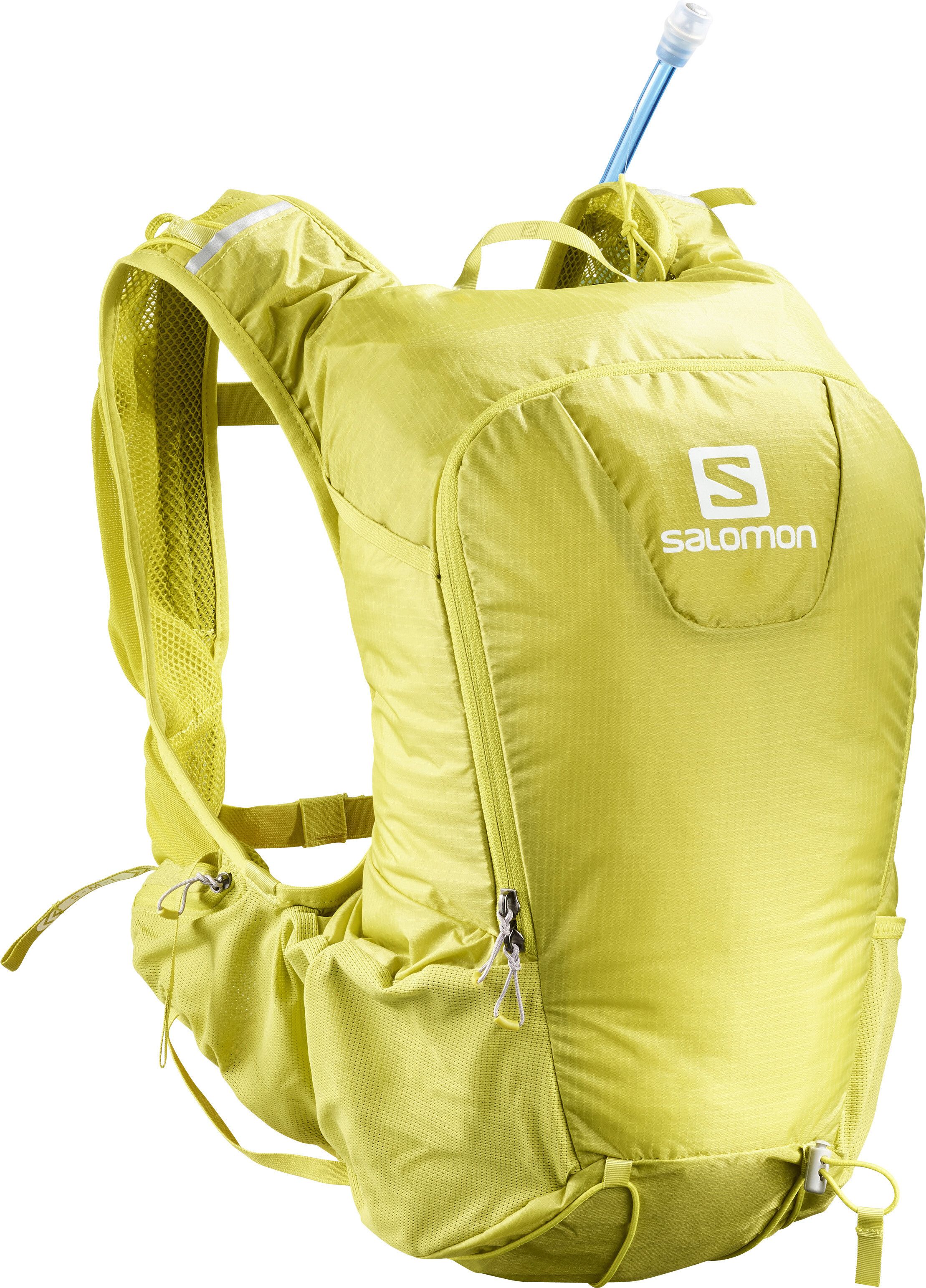 1fc645770f0 Salomon Skin Pro 15 Backpack Set citronelle/sulphur spring | campz.de